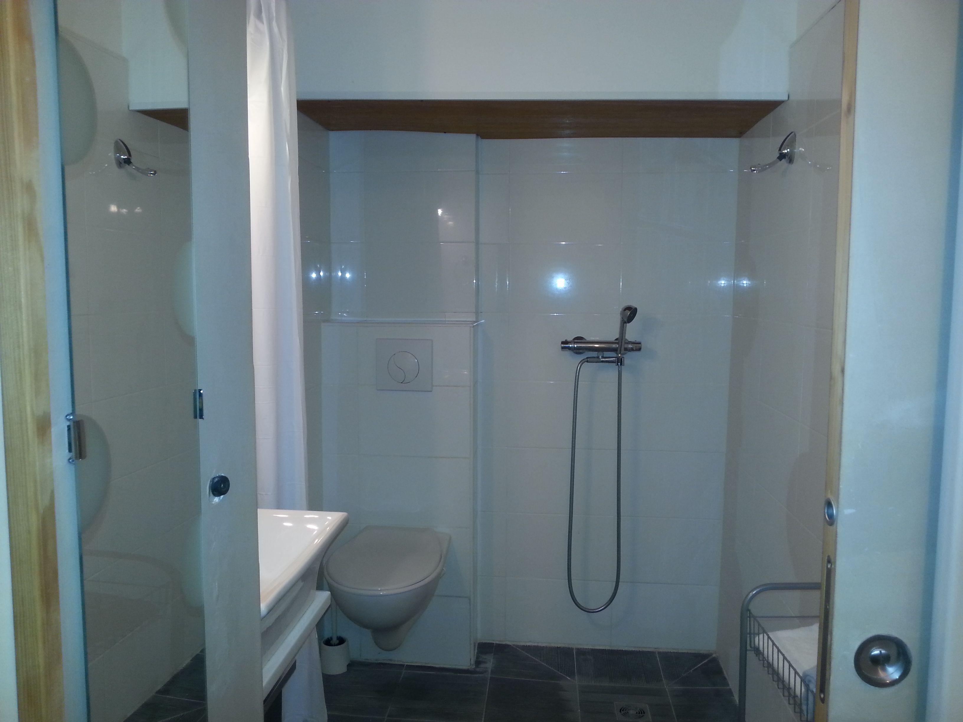 Centre ville for Belle salle de bain douche